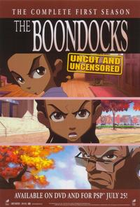 The Boondocks - 11 x 17 TV Poster - Style C