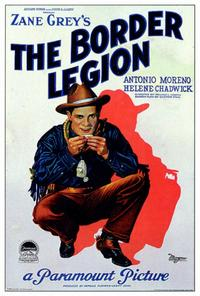 The Border Legion - 27 x 40 Movie Poster - Style A
