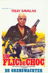 The Border - 11 x 17 Movie Poster - Belgian Style A