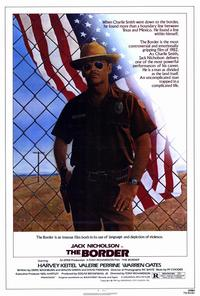 The Border - 27 x 40 Movie Poster - Style A