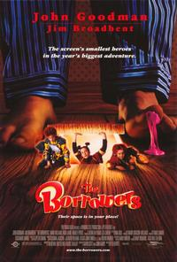 The Borrowers - 11 x 17 Movie Poster - Style A