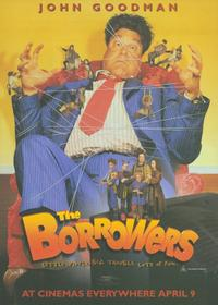 The Borrowers - 11 x 17 Movie Poster - Style B