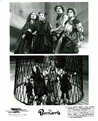 The Borrowers - 8 x 10 B&W Photo #3