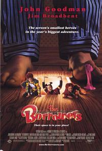 The Borrowers - 27 x 40 Movie Poster - Style A