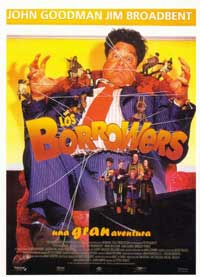 The Borrowers - 11 x 17 Movie Poster - Spanish Style A