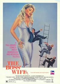 The Boss' Wife - 27 x 40 Movie Poster - Style A