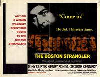 The Boston Strangler - 11 x 14 Movie Poster - Style A