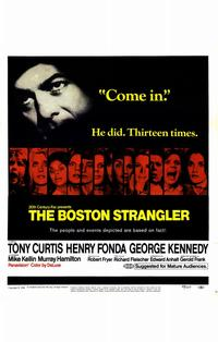 The Boston Strangler - 11 x 17 Movie Poster - Style A