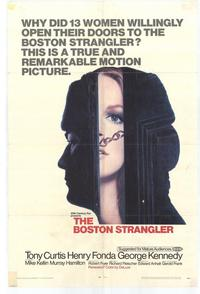 The Boston Strangler - 27 x 40 Movie Poster - Style A