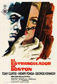 The Boston Strangler - 27 x 40 Movie Poster - Spanish Style A