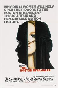 The Boston Strangler - 43 x 62 Movie Poster - Bus Shelter Style A