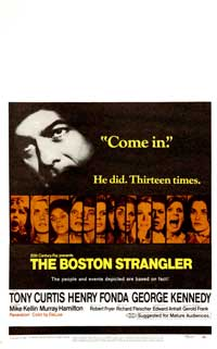 The Boston Strangler - 14 x 22 Movie Poster - Style A