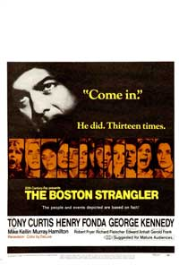 The Boston Strangler - 27 x 40 Movie Poster - Style B