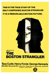 The Boston Strangler - 11 x 17 Movie Poster - Australian Style A