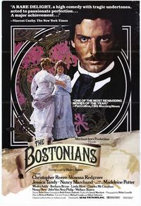 The Bostonians - 27 x 40 Movie Poster - Style A
