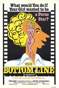 The Bottom Line - 11 x 17 Movie Poster - Style A