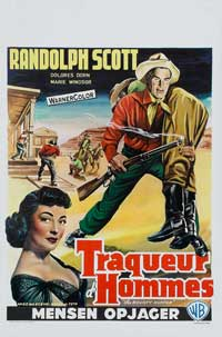 The Bounty Hunter - 11 x 17 Movie Poster - Belgian Style A
