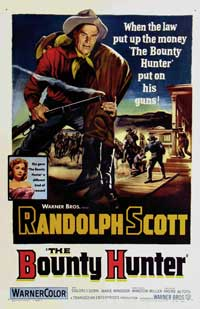 The Bounty Hunter - 27 x 40 Movie Poster - Style A