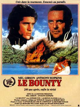 The Bounty - 11 x 17 Movie Poster - French Style B
