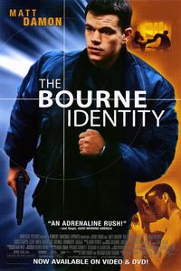 The Bourne Identity - 11 x 17 Movie Poster - Style B