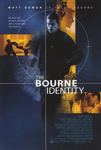 The Bourne Identity - 27 x 40 Movie Poster - Style A