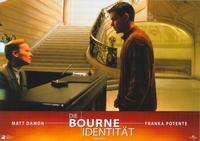 The Bourne Identity - 11 x 14 Poster German Style A