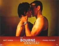 The Bourne Identity - 11 x 14 Poster German Style B