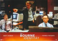 The Bourne Identity - 11 x 14 Poster German Style C