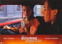 The Bourne Identity - 11 x 14 Poster German Style D