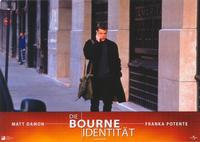 The Bourne Identity - 11 x 14 Poster German Style E