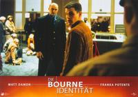 The Bourne Identity - 11 x 14 Poster German Style G