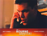 The Bourne Identity - 11 x 14 Poster German Style H
