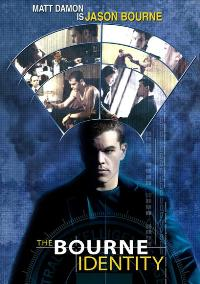 The Bourne Identity - 27 x 40 Movie Poster - Style C