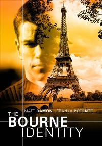 The Bourne Identity - 11 x 17 Movie Poster - Style E