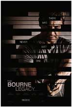 The Bourne Legacy - DS 1 Sheet Movie Poster - Style A