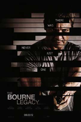 The Bourne Legacy - 11 x 17 Movie Poster - Style B