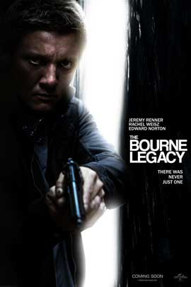 The Bourne Legacy - 43 x 62 Movie Poster - Bus Shelter Style B