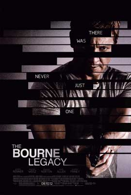 The Bourne Legacy - DS 1 Sheet Movie Poster - Style B