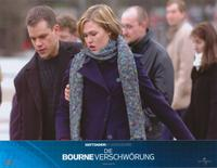 The Bourne Supremacy - 11 x 14 Poster German Style A