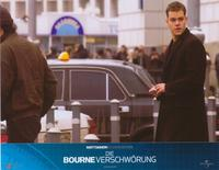 The Bourne Supremacy - 11 x 14 Poster German Style B