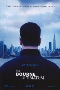 The Bourne Ultimatum - 27 x 40 Movie Poster - Style A