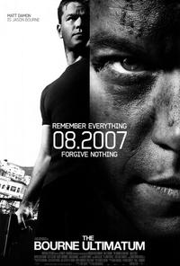 The Bourne Ultimatum - 11 x 17 Movie Poster - Style D