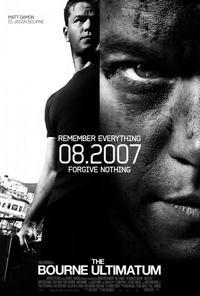 The Bourne Ultimatum - 27 x 40 Movie Poster - Style C