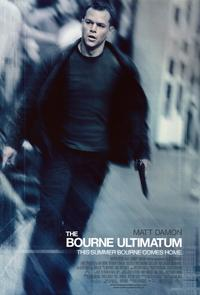 The Bourne Ultimatum movies