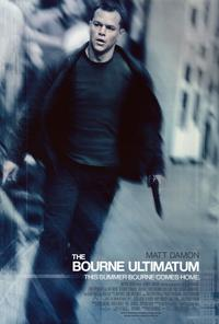 The Bourne Ultimatum - 27 x 40 Movie Poster - Style B