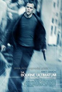 The Bourne Ultimatum - 43 x 62 Movie Poster - Bus Shelter Style C