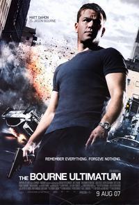 The Bourne Ultimatum - 11 x 17 Movie Poster - Style C