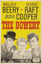 The Bowery - 11 x 17 Movie Poster - Style C