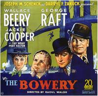 The Bowery - 27 x 40 Movie Poster - Style A