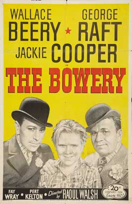The Bowery - 27 x 40 Movie Poster - Style C